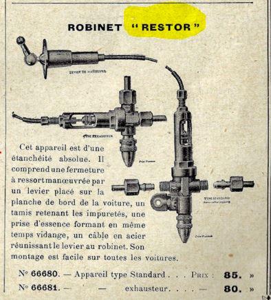 restauration d'une Citroen B10 torpédo commercial de 1923 - Page 2 Captur58