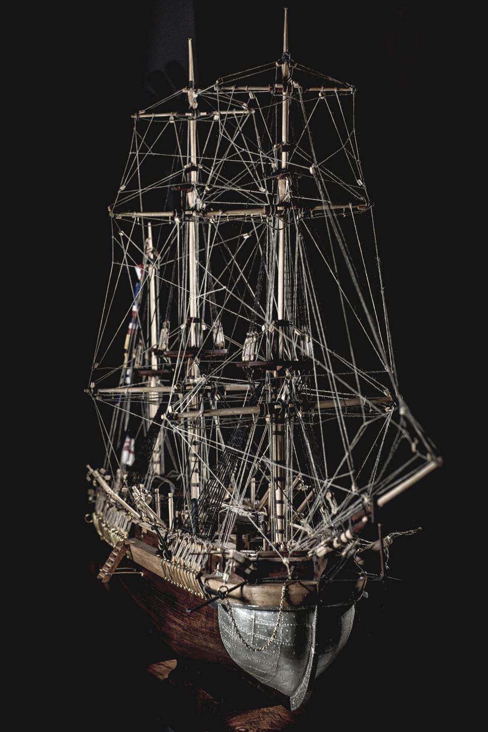KIT OCCRE: HMS Terror Image114