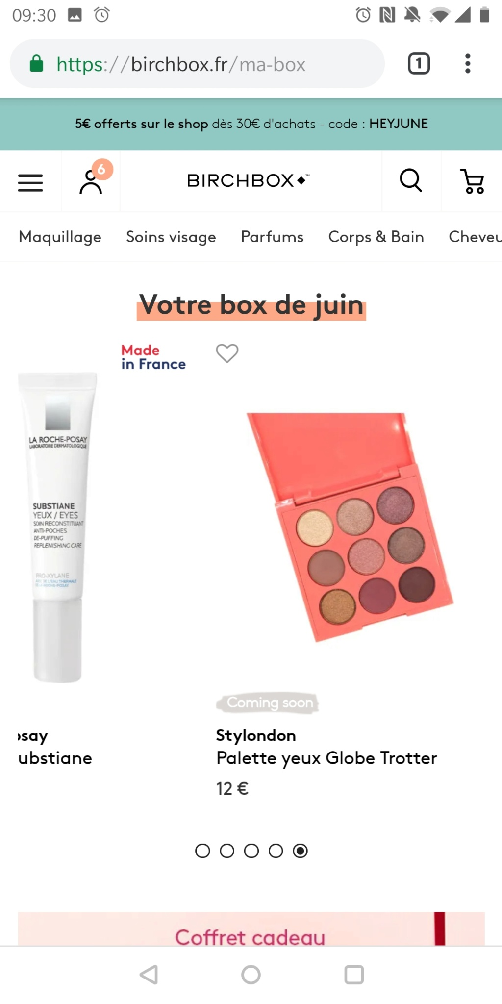 [Juin 2019] Birchbox   - Page 2 Screen14