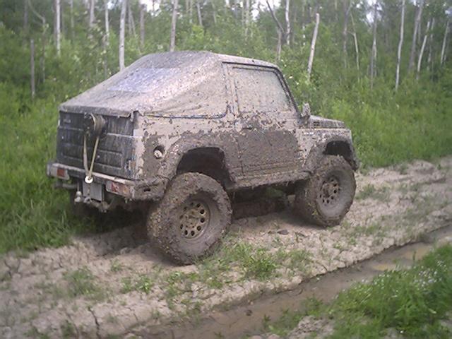 Quad et Jeep! Jun24611