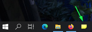 Disable New Note on Taskbar Icon Double Click 144110