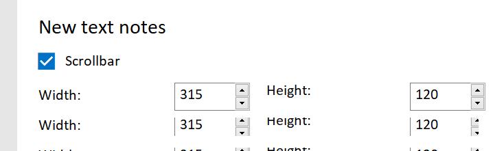 Default note width 331510