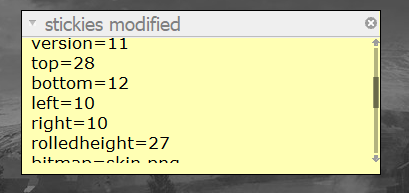 How to increase title bar height? Modifi11