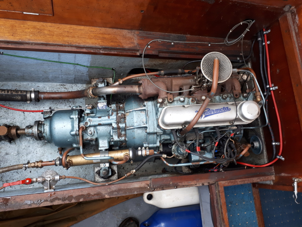 F26 stored indoors for the last  years for sale Photo_12