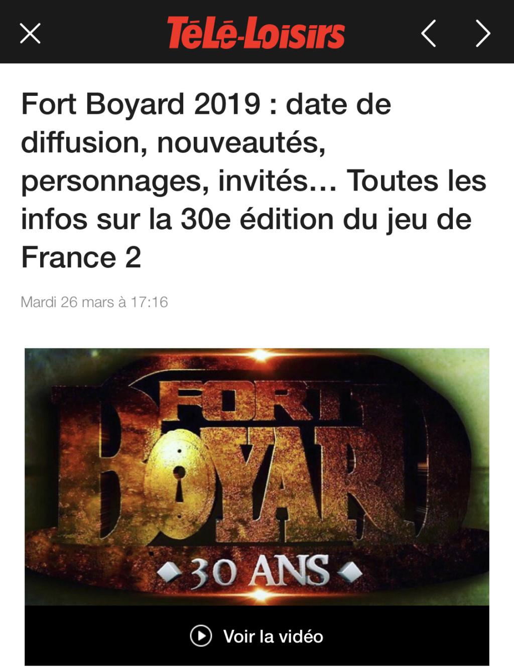 Débat MONTAGE, HABILLAGE, MUSIQUES - Fort Boyard 2019 - Page 2 Ca87bd10