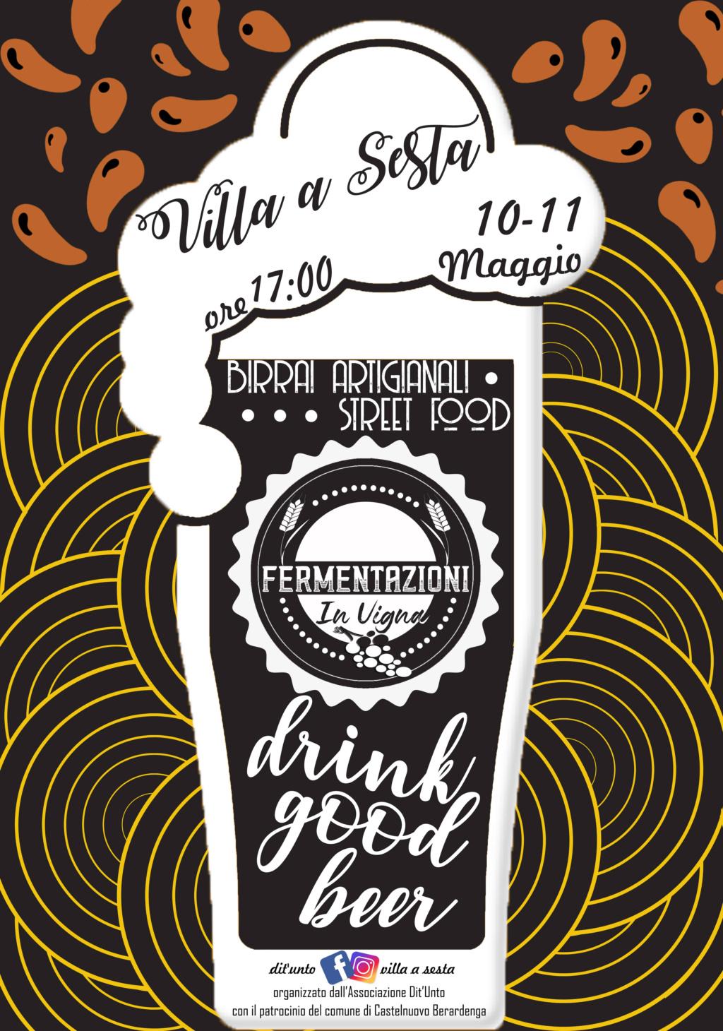 birra - Fermentazioni in vigna - Festival della birra artigianale 10-11 Maggio Volant10