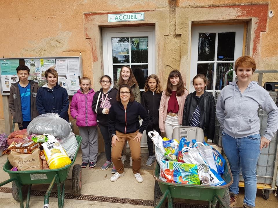 Merci aux ados de la communauté de communes du Haut Poitou Locaux10