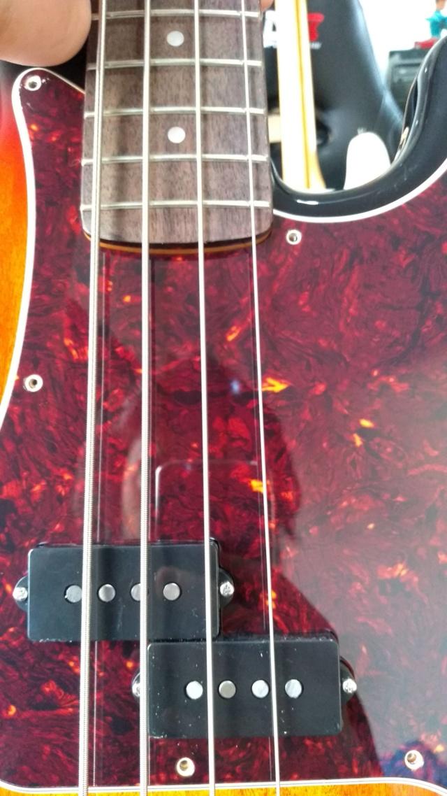 Squier Classic Vibe(2019) 60's Precision Bass Review quase Completa. 1010