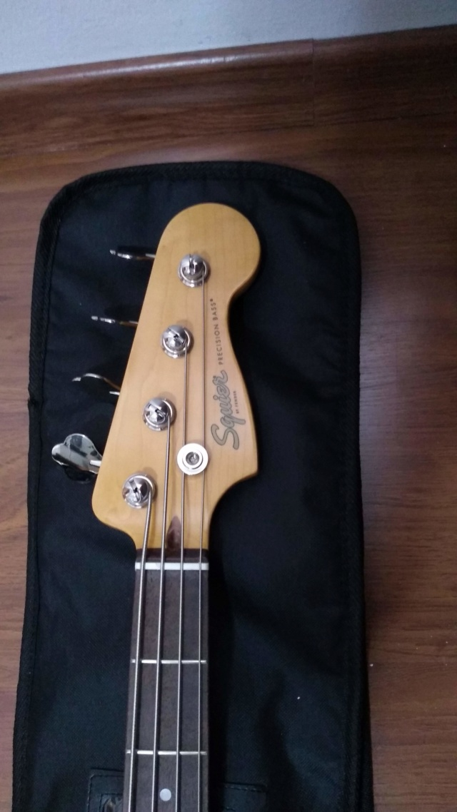 Squier Classic Vibe(2019) 60's Precision Bass Review quase Completa. 410