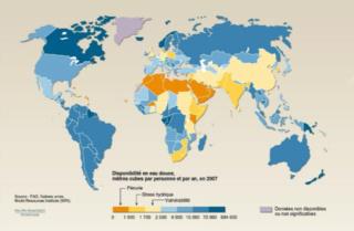 Un futur pour l'agriculture mondialisée ? Eau11