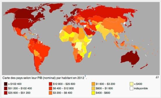 Un futur pour l'agriculture mondialisée ? Pib_mo10