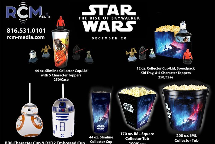 The Rise of Skywalker: Marketing - Page 3 Ejw1ei11