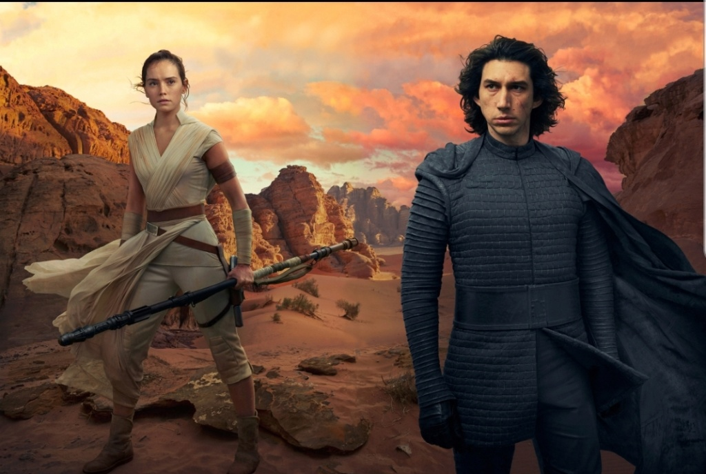 Vanity Fair Feature and Lebowitz Photos for The Rise of Skywalker - Page 6 Screen22