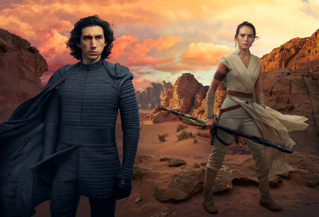 Vanity Fair Feature and Lebowitz Photos for The Rise of Skywalker - Page 6 Star-w11