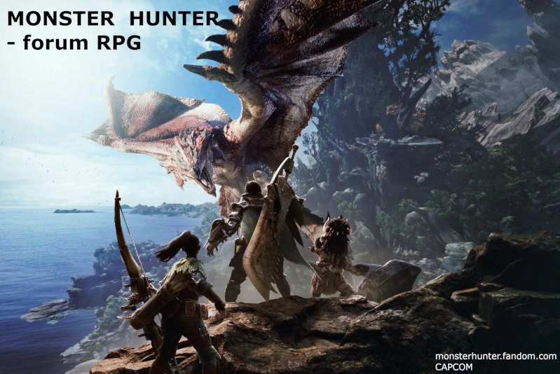 Monster Hunter rpg