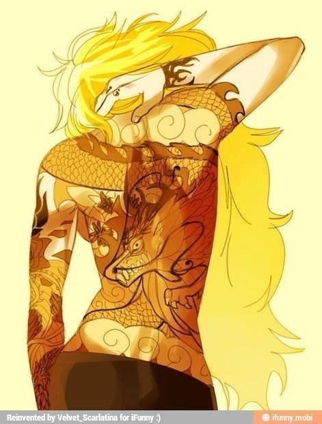 Astrid «Golden Dragon» Arvidsson 787f6610