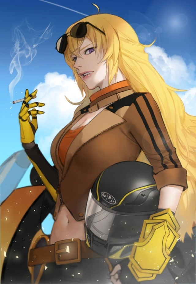 Astrid «Golden Dragon» Arvidsson Cz9lf211
