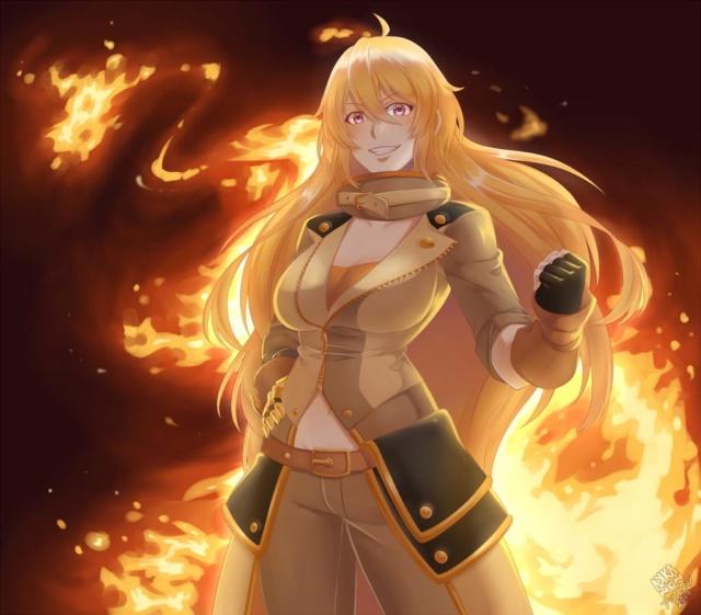 Astrid «Golden Dragon» Arvidsson Fchyax10