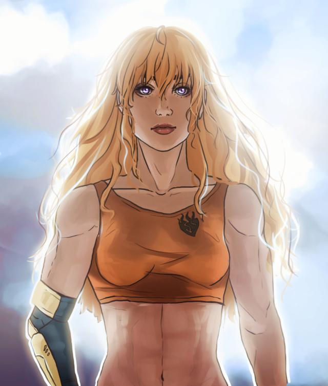 Astrid «Golden Dragon» Arvidsson Tumblr16