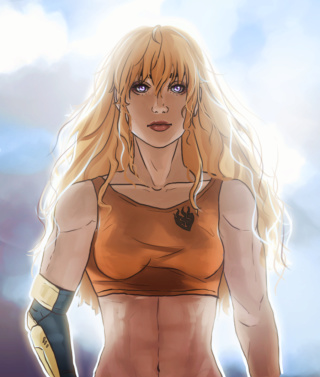 Astrid «Golden Dragon» Arvidsson Tumblr18