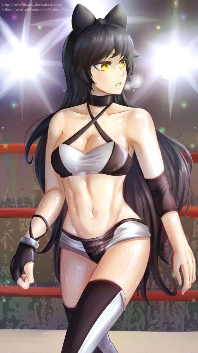 [Standard Match] Black Crow vs Sachiko Takahashi - Yin And Yang Wrestl11