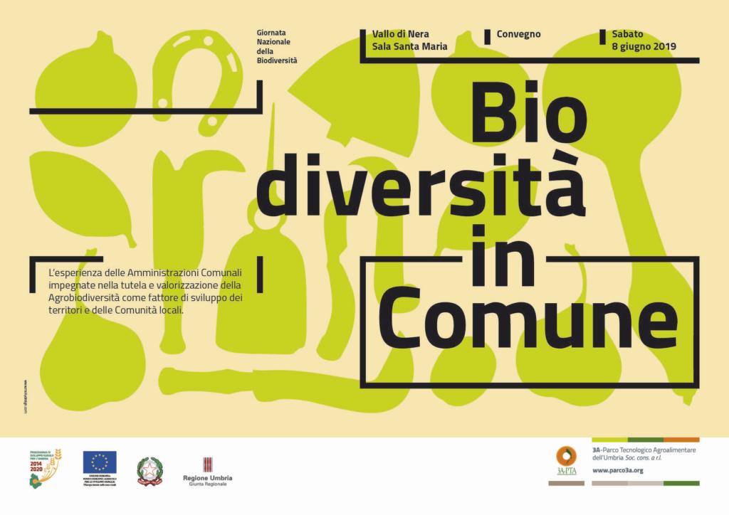 """""""Biodiversità In Comune"""" - Vallo di Nera 8 Giugno 2019 Biodiv10"""