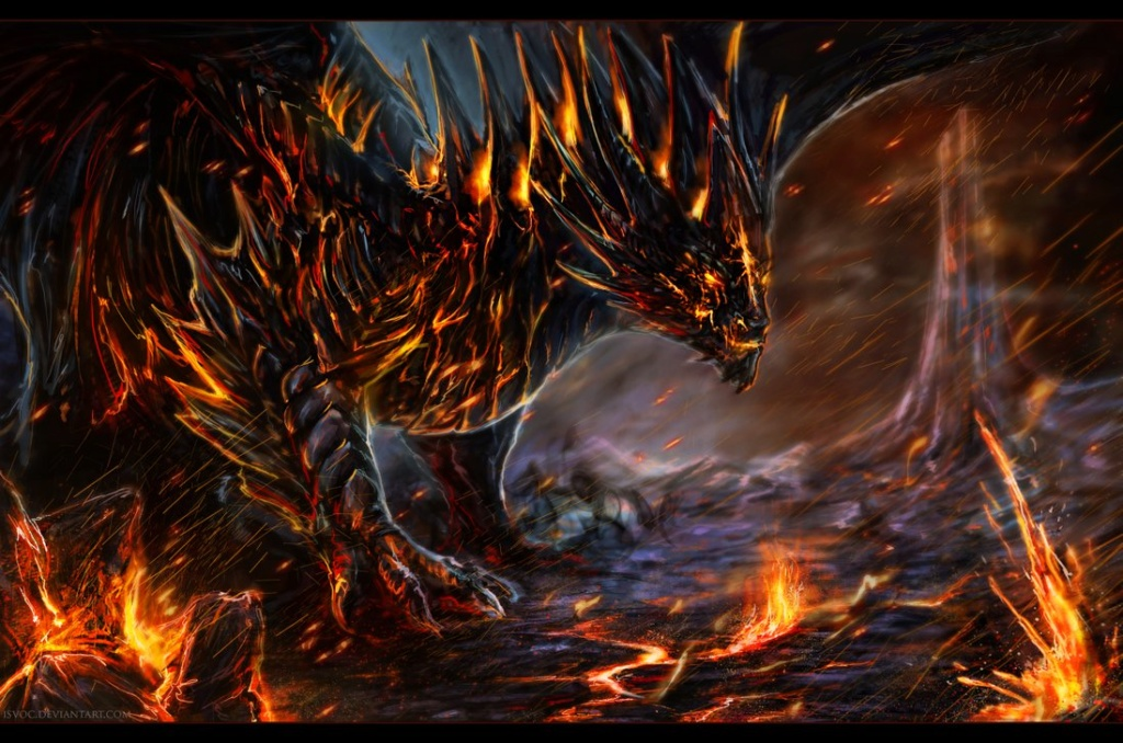 Made of Fire ♤ Molag Bal Ed2c6b10