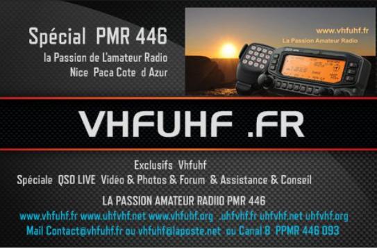 La Passion Amateur Radio  www.vhfuhf.fr  Ou www.uhfvhf.fr Carte_10