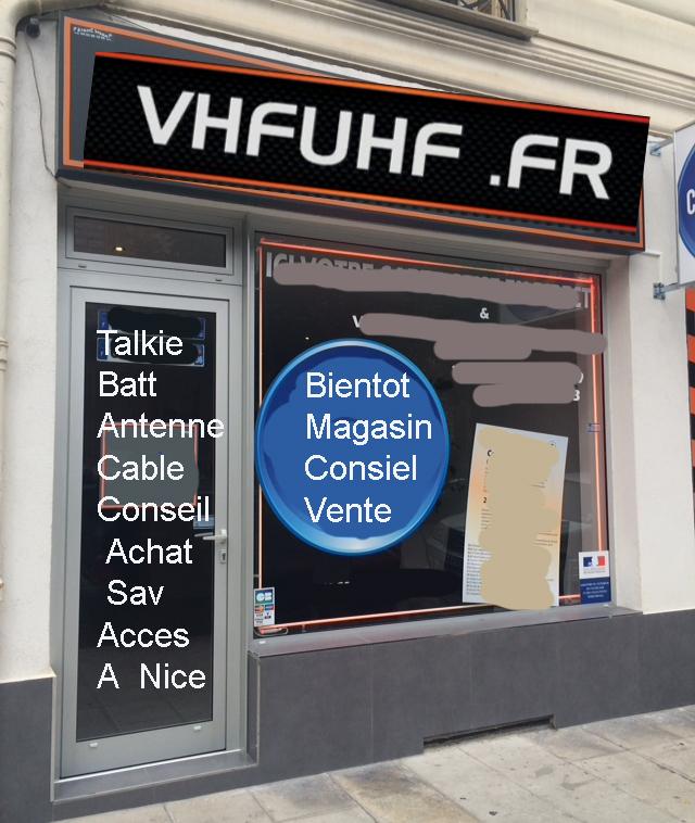 La Passion Amateur Radio  www.vhfuhf.fr  Ou www.uhfvhf.fr Mag10