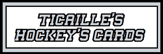 TiCaille Hockey Cards