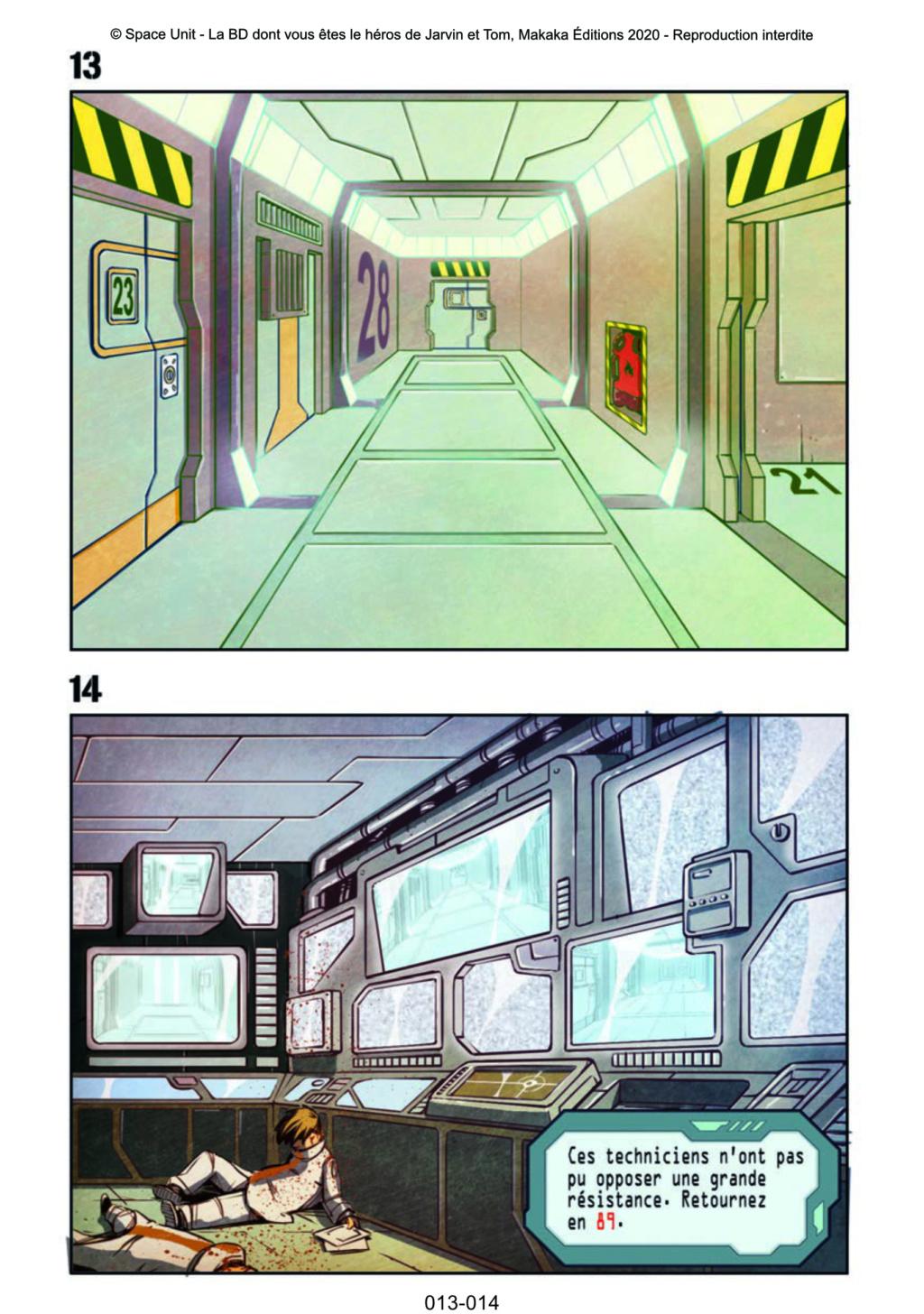 Space Unit, la BD dont vous êtes le héros Extrai10