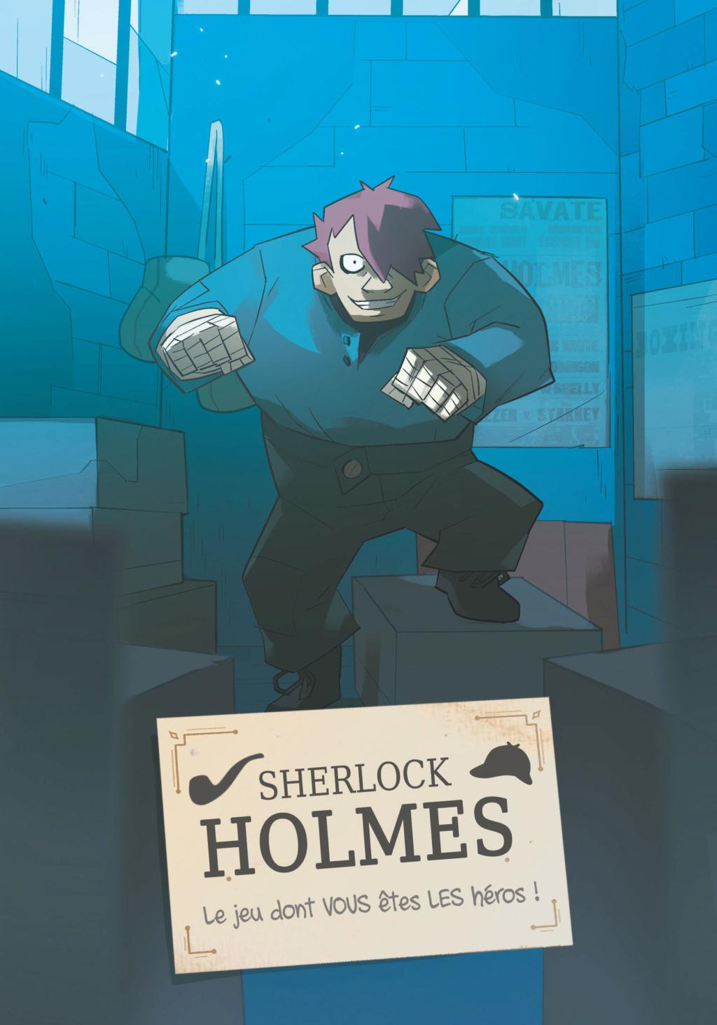 [Makaka] Sherlock Holmes, le jeu dont vous êtes LES héros Ike10