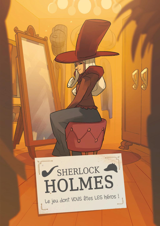 [Makaka] Sherlock Holmes, le jeu dont vous êtes LES héros Mirrtl11