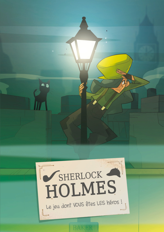 [Makaka] Sherlock Holmes, le jeu dont vous êtes LES héros Vicky10