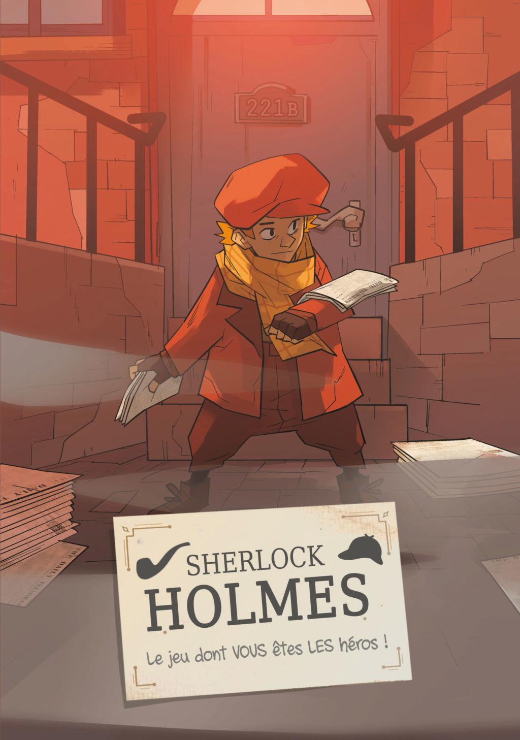 [Makaka] Sherlock Holmes, le jeu dont vous êtes LES héros Wigins10