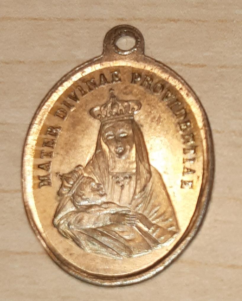 San Antonio María Zaccaria / Madre de la Divina Providencia, S. XIX 20191013