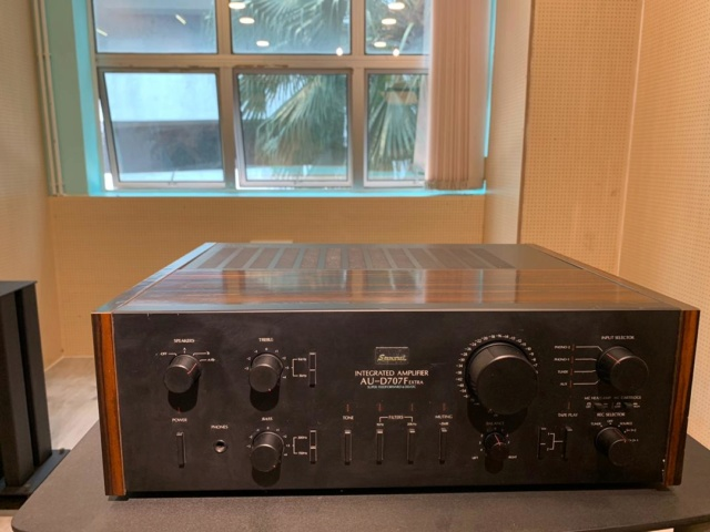 Sansui AU-D707F extra Solid State Integrated Amp (Used) (re-open) Img-2017