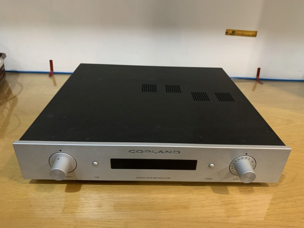 copland cta 305 valve pre-amplifier (used) Img_0611