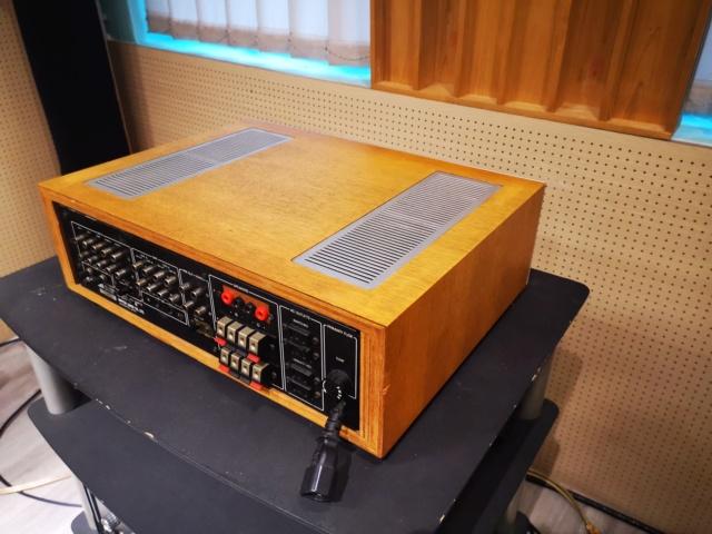 Yamaha CA-1000 (240V) Integrated Amp (Used) SOLD Img_2013