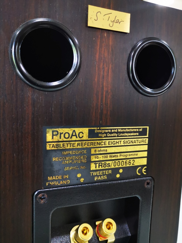 ProAc Tablette Reference 8 Signature (Used) Img_2017