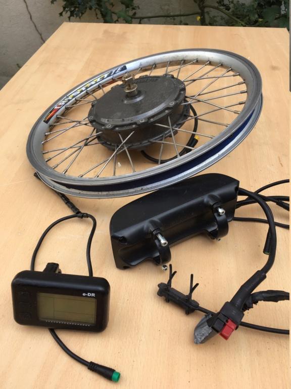 Cède  un kit d'électrification Crystalyte pour Brompton… sans batterie Img_4711