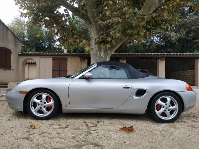 Vends Porsche 986  - 80000 km - 13500 Euro Porsch11