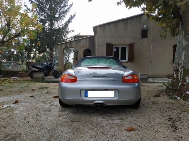 Vends Porsche 986  - 80000 km - 13500 Euro Porsch13