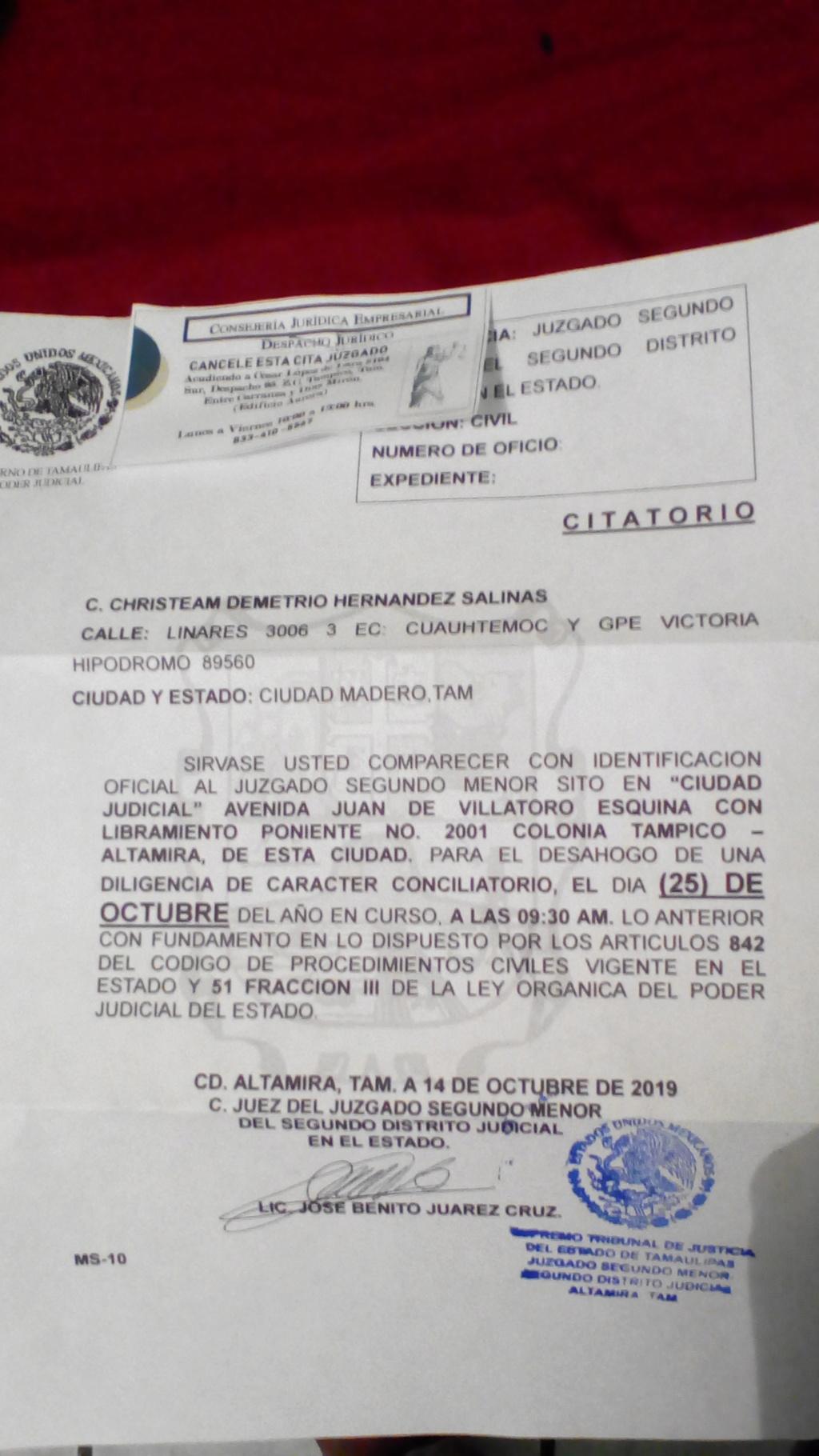 DUDA CON UN CITARORIO DEL JUZGADO PRIMERO MENOR Img_2011