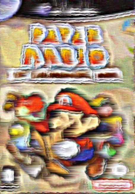 Cherche Notice Paper Mario : La Porte Millénaire 95695911