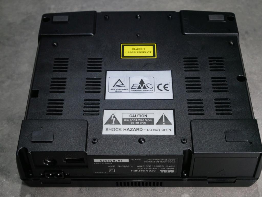 [RCH-ECH] Console Saturn loose (lentille HS possible) P1030614