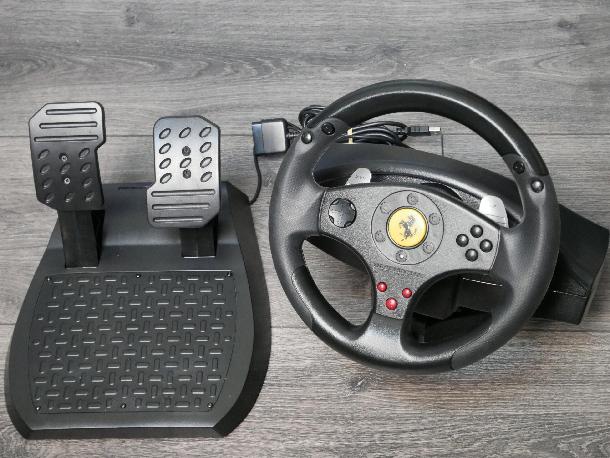 [EST] Lot PS3 Ultra-Slim 500G0 + 18 jeux + volant P1070236