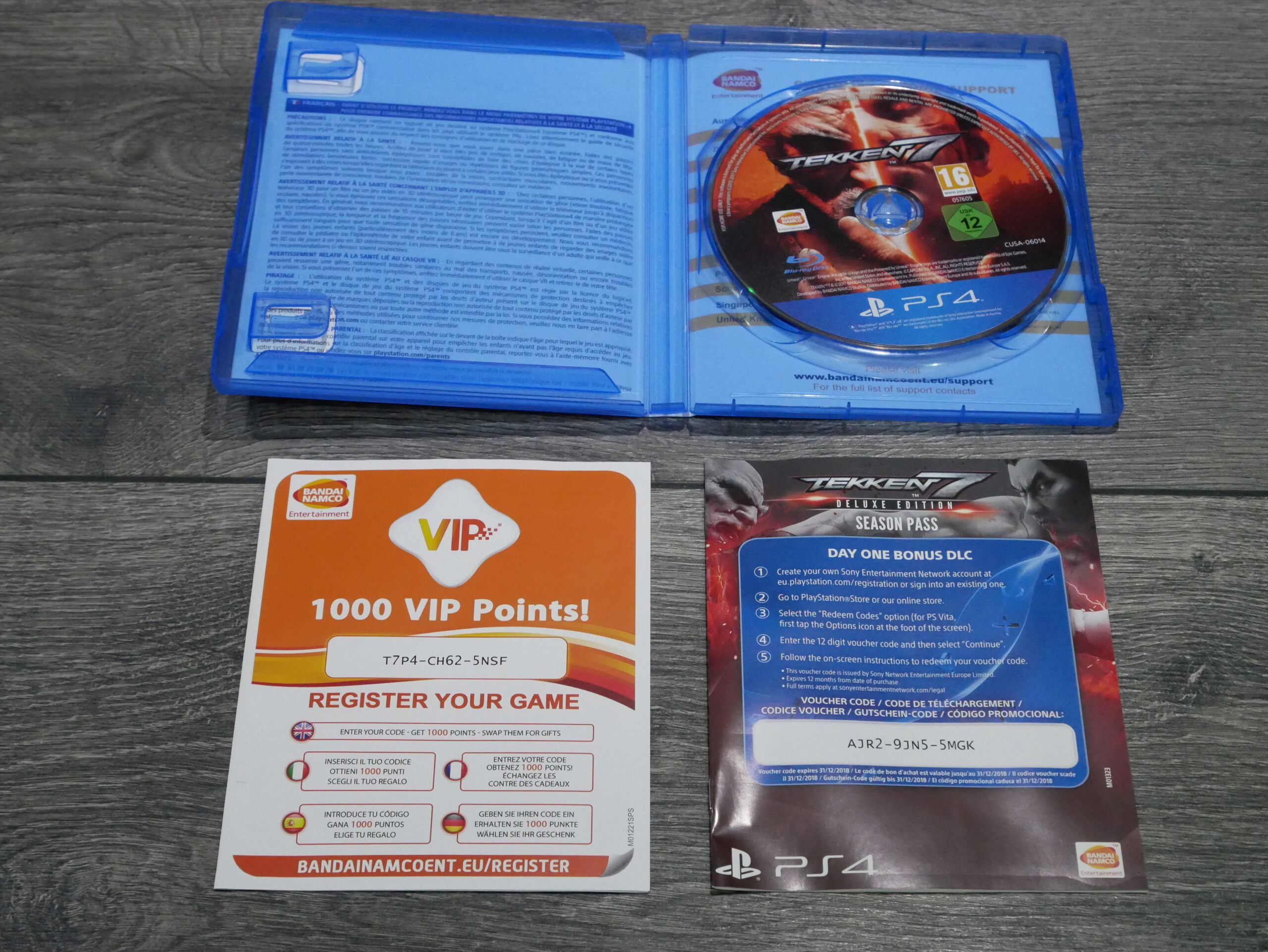 [EST] Jeux PS4 : Personna 5, Tekken 7 et Project Cars 1 P1070242