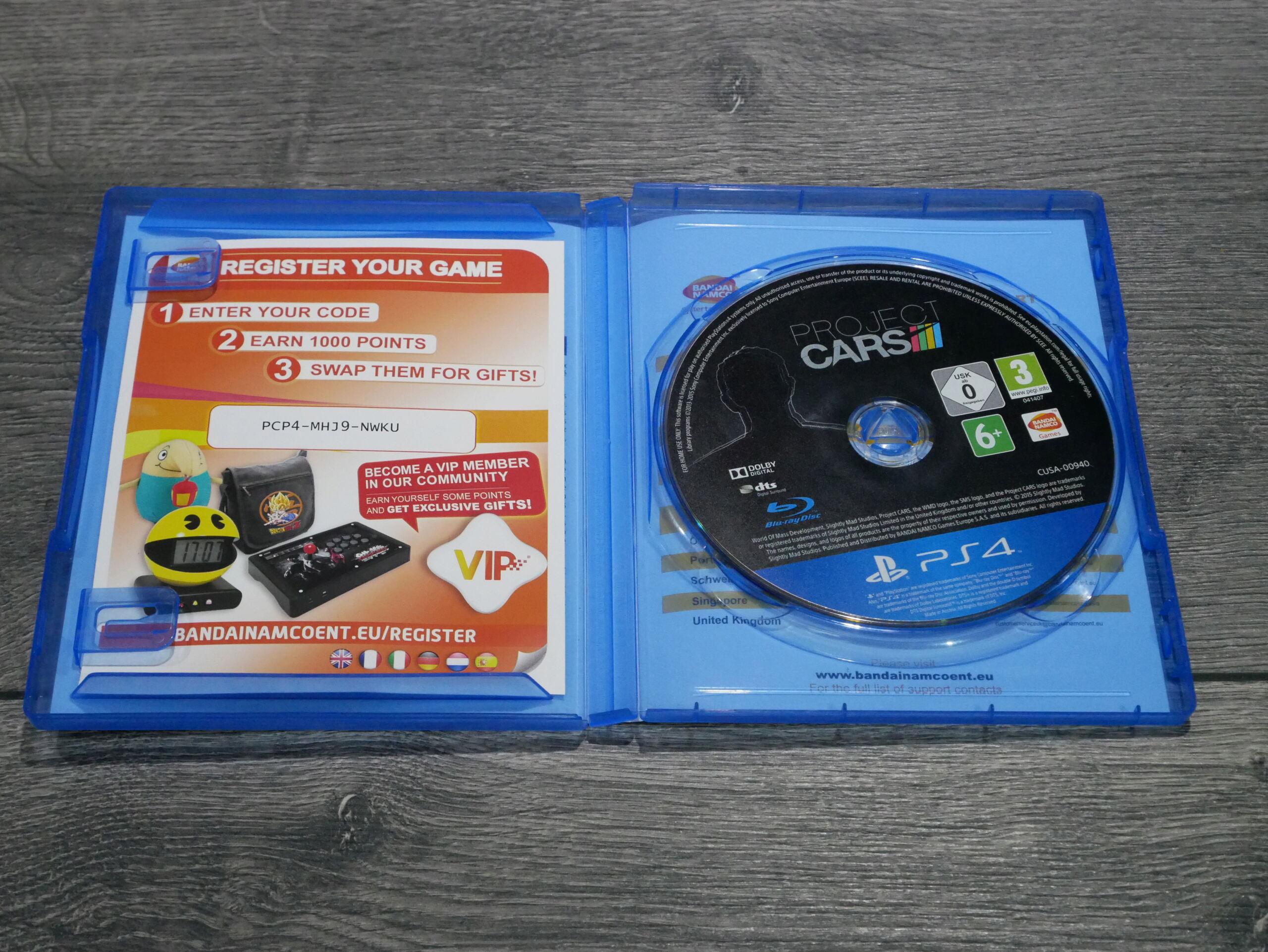 [EST] Jeux PS4 : Personna 5, Tekken 7 et Project Cars 1 P1070243