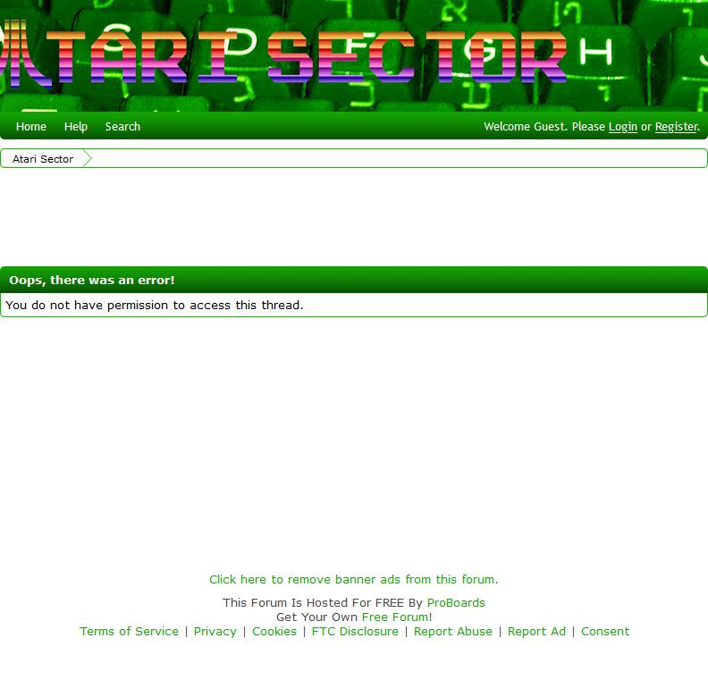 * ATARI 400/800/XL * TOPIC OFFICIEL - Page 4 Screen11